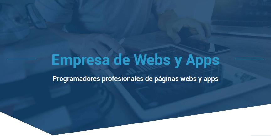 empresa web y apps