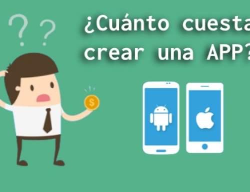 ¿Cuánto cuesta crear una app Android y iOS? Precio App